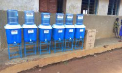 Murem Primary School water purifaayas.