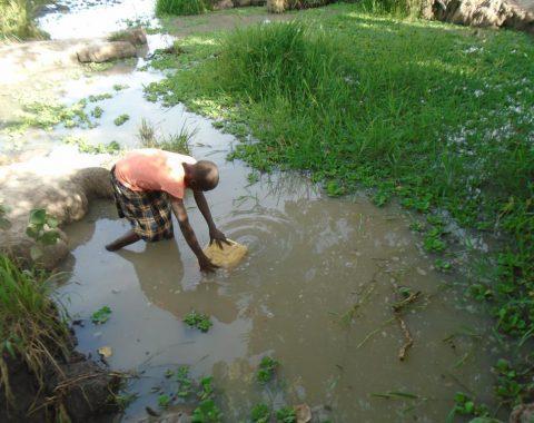 Onyait well-Alternative water source for Okengbol Waterusers.